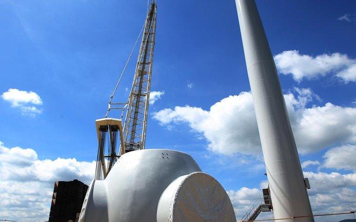 Letos se u nás podaří postavit jen jeden větrný park.