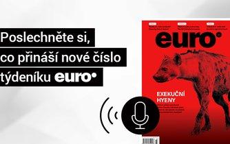 podcast týdeníku Euro 43/18