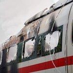 Požár vlaku ICE nedaleko města Montabaur. Při požáru, ke kterému došlo 12. října, bylo evakuováno 510 pasažérů. Pět z nich bylo zraněno.