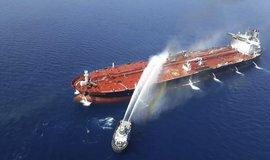 Napětí se stupňuje. Írán zadržel dva britské tankery