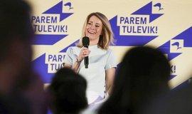 Šéfka liberální Reformní strany Kaja Kallasová