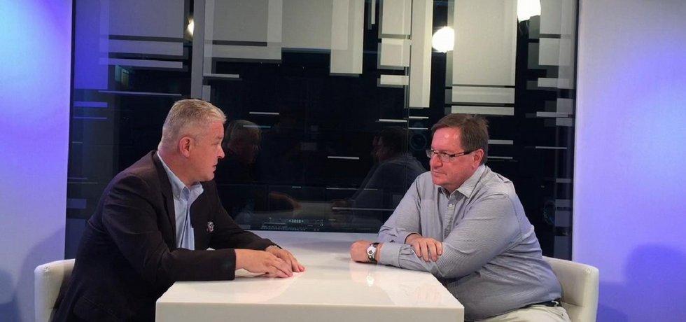 Videodebata týdeníku Euro