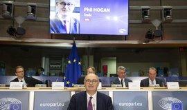 Budoucí eurokomisař pro obchod Phil Hogan