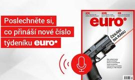 podcast týdeníku Euro
