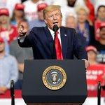 Donald Trump oficiálně zahájil kampaň za své znovuzvolení