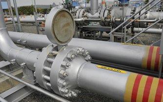 Zásobník plynu MND