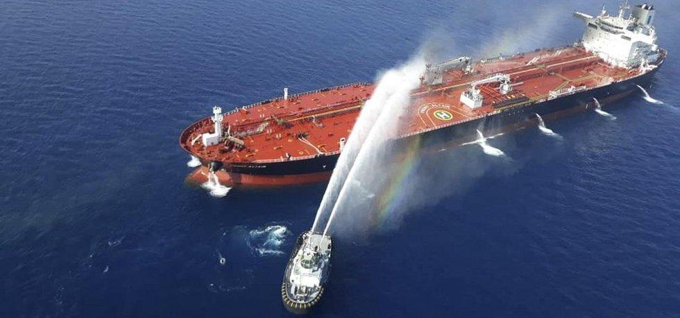 Tanker - ilustrační foto