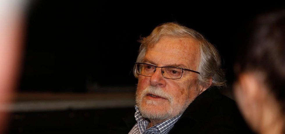 Herec a režisér Jan Kačer, ikonický symbol filmové scény šedesátých let
