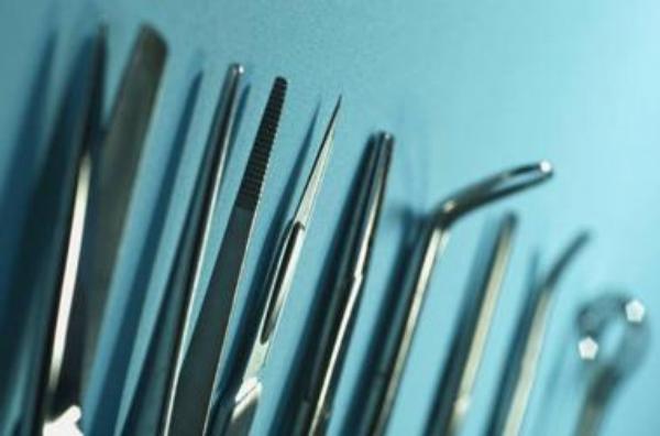 operace, chirurgie, nástroje
