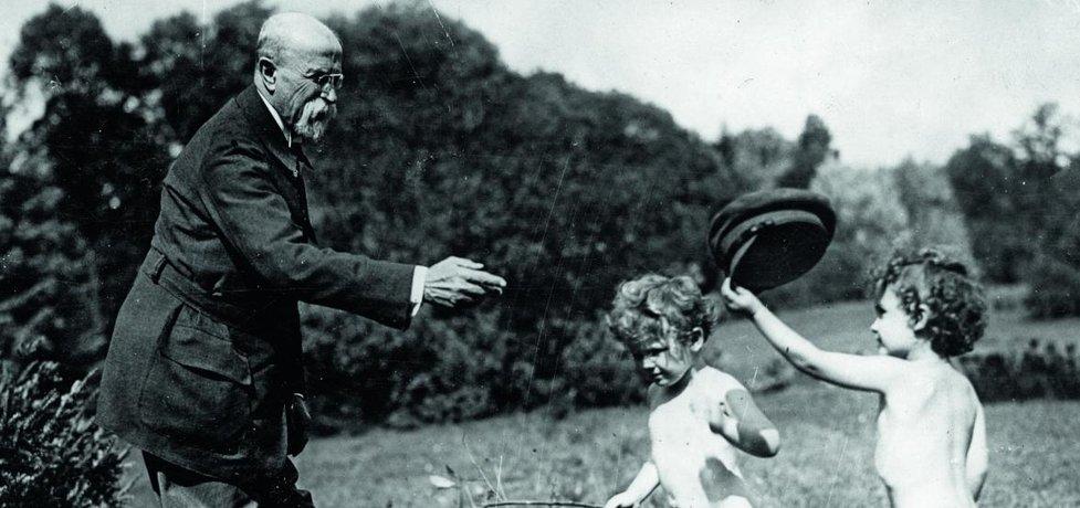Jako filozof prý Masaryk za mnoho nestál.