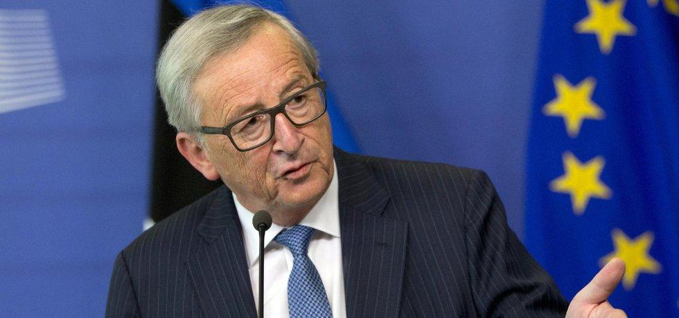 Jean-Claude Juncker, předseda EK