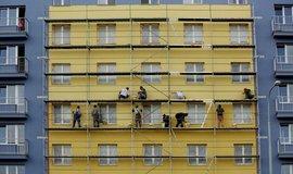 Stavebnictví příští rok vzroste o 1,7 procenta, rok nato tempo zpomalí, očekávají stavební firmy