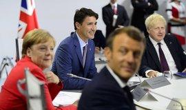 Summit G7: státníci jednají o obchodních válkách či krizích kolem Íránu a KLDR