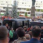 Pohřeb pěti obětí nepovedeného ruského testu rakety