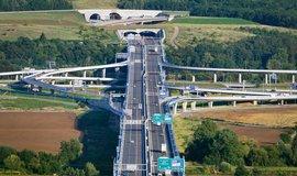 Pražský okruh mezi D1 a Běchovicemi má stát v roce 2024. Náklady vyjdou na 9,4 miliardy korun