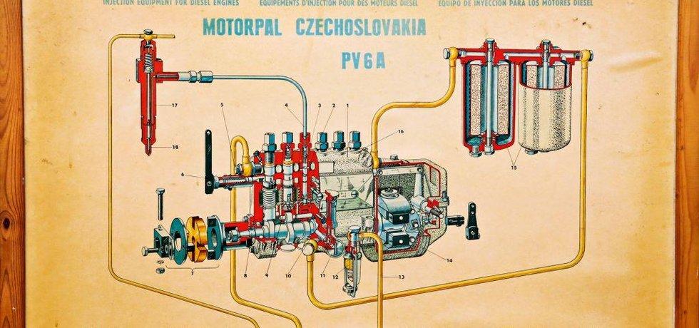 Jihlavský Motorpal má dlouholetou tradici.