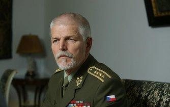 Šéf Vojenského výboru NATO Petr Pavel