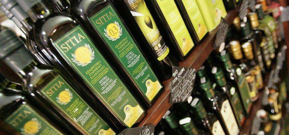 Olivový olej, ilustrační foto