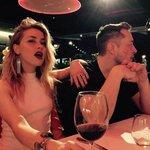 Musk s herečkou Amber Heard