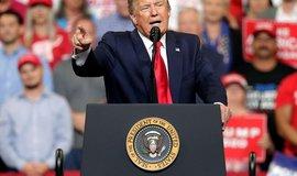 Trump zahájil kampaň za své znovuzvolení