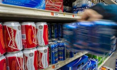 Piva z nabídky největšího světového pivovaru AB InBev