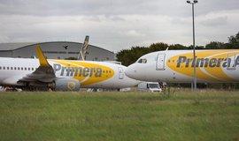 Aerolinky Primera Air ukončily provoz začátkem října