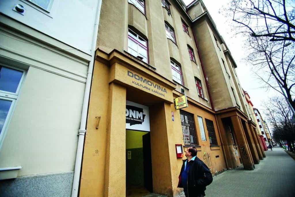 Kulturní zařízení domovina