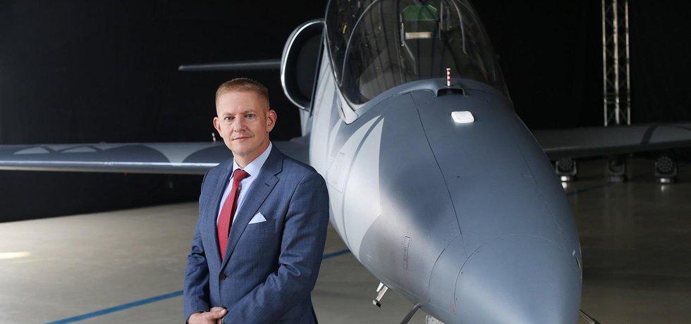 Jiří Podpěra - president společnosti OMNIPOL