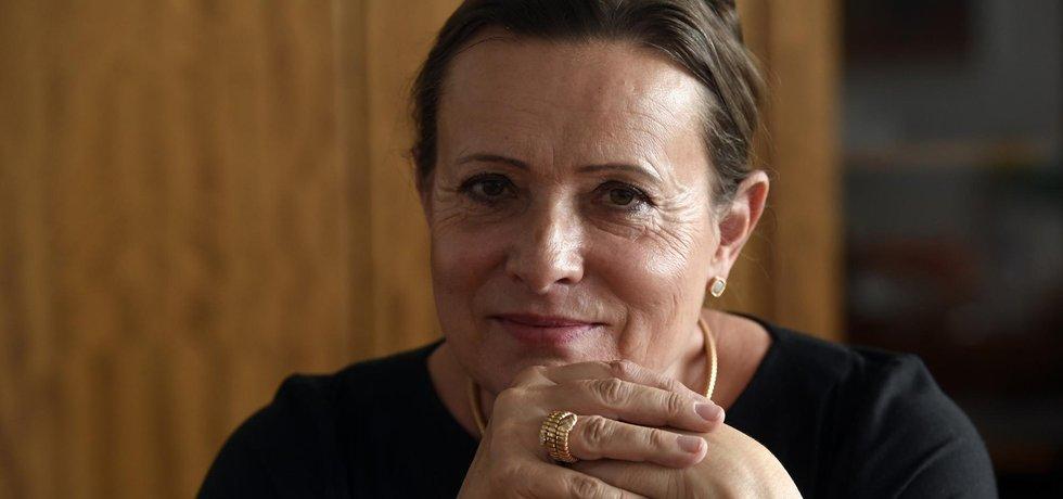 Předsedkyně ERÚ Alena Vitásková