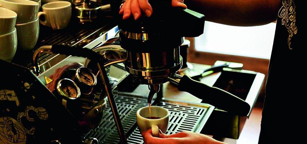 Český kávový paradox