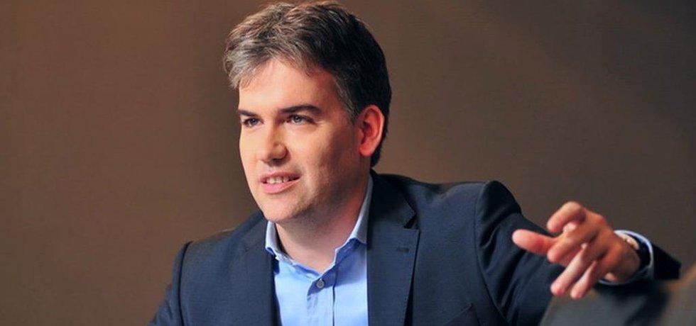 Abel Galacz, šéf fondu Lead Ventures