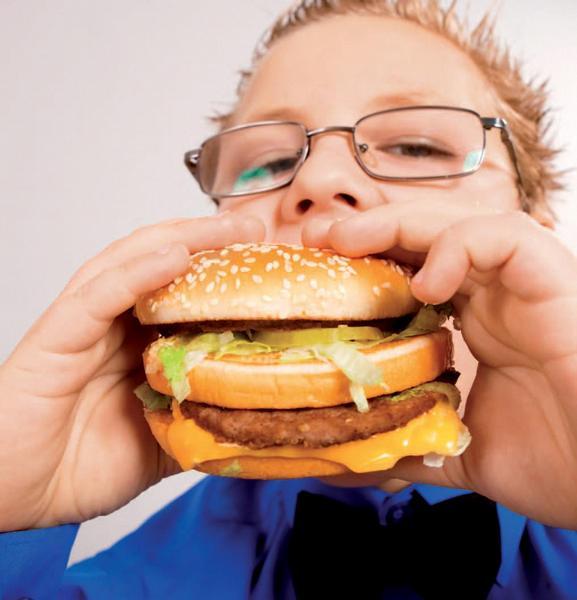 Ilustrační foto; dítě, obezita