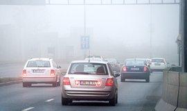 Prahu tíží smog