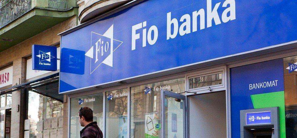 Fio banka, ilustrační foto