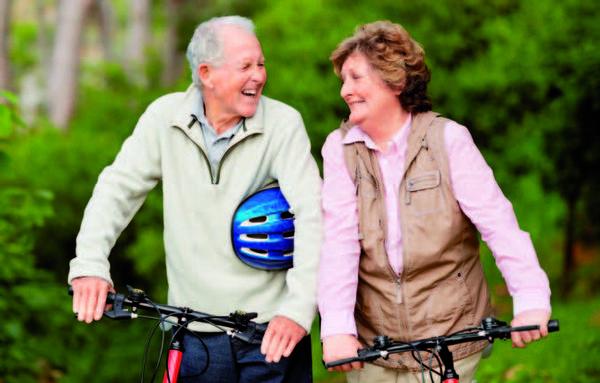 Pohyblivost i ve stáří