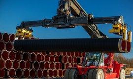 Plynovod Nordstream 2 z Ruska do Německa sníží význam východních zemí Evropy