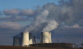Jaderná elektrárna Dukovany, ilustrační foto