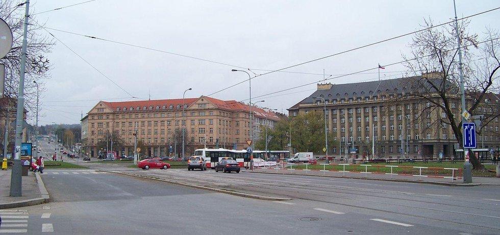 Vítězné náměstí v Praze 6