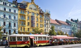 Hotel Evropa v centru metropole