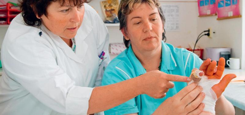 Ústav chirurgie ruky a plastické chirurgie ve Vysokém nad Jizerou