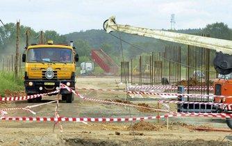 Dopravní stavba - ilustrační foto