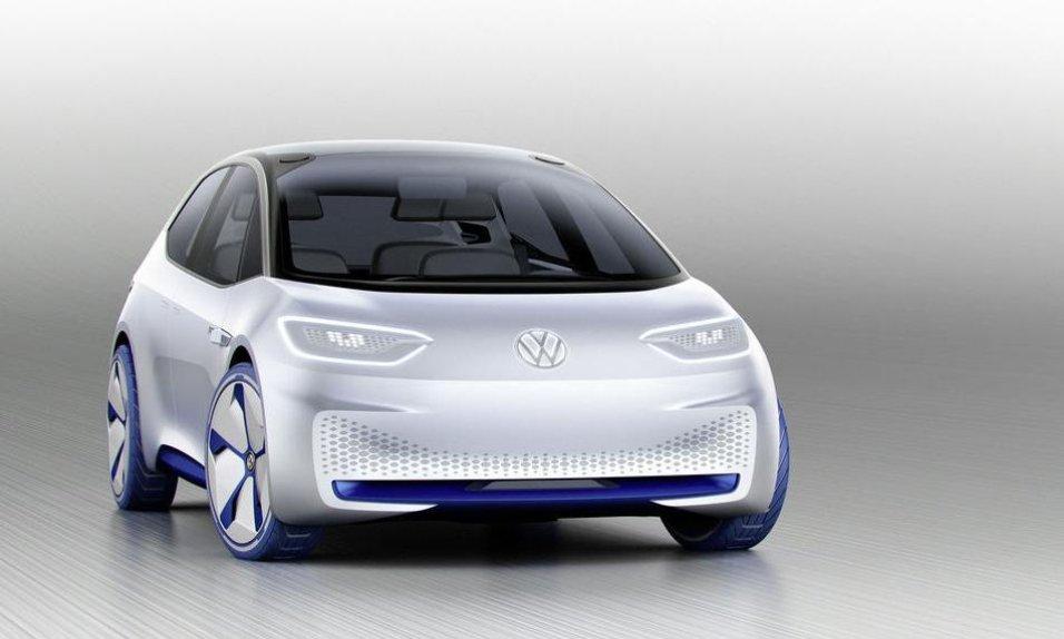 Koncept elektromobilu I.D. Neo. V prodeji má být od roku 2020.