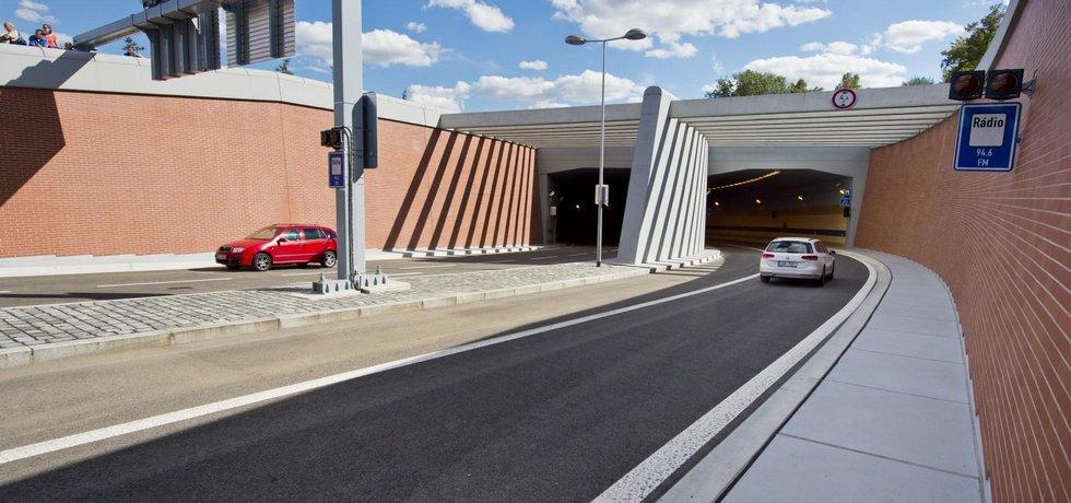 Tunel Blanka, ilustrační foto