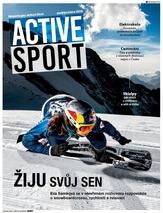 Obálka Active sport - Podzim