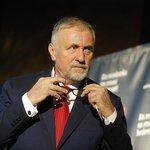 Kandidát na prezidenta Mirek Topolánek