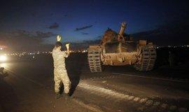 Turecká invaze do Sýrie
