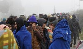 Uprchlíci - ilustrační foto