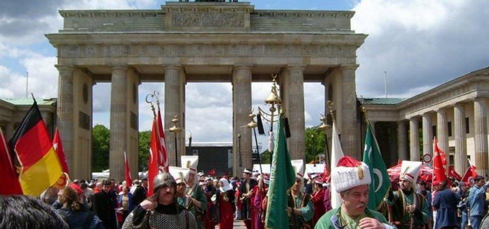 """""""Turecký den"""" v Berlíně"""