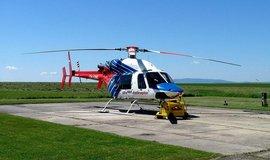 Letecká záchranná služba - ilustrační foto