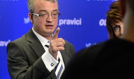 Poslanec ODS Marek Benda